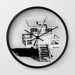 SouthBeach Stand 3 Wall Clock
