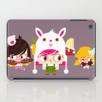 doll iPad Cases featuring Doll by Geek