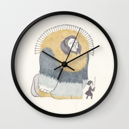 GOT VI Wall Clock