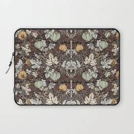 Winter Pumpkins Laptop Sleeve