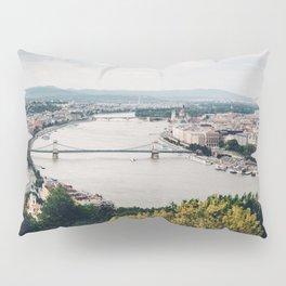 Budapest Pano Pillow Sham