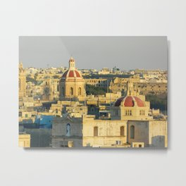 Church in Malta Metal Print
