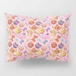 magical girl lover sailor moon pattern Pillow Sham