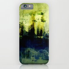 abstract landscape with light iPhone 6s Slim Case