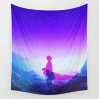 tolkien Wall Tapestries featuring Wonder Never Cease by Stoian Hitrov - Sto