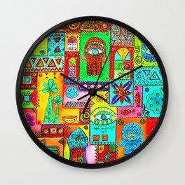 olors Wall Clock