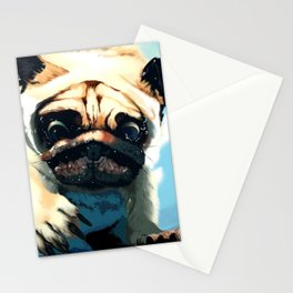 Underwater Doggy Stationery Cards