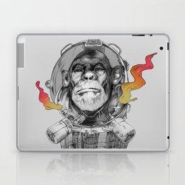 Space Monkey Laptop & iPad Skin