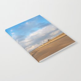 Beach Notebook