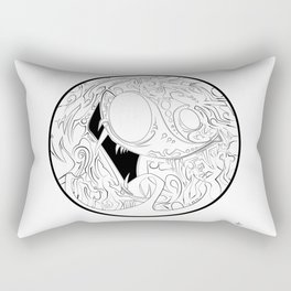 Chupacabra .5 Rectangular Pillow