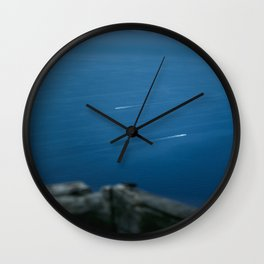 Two Directions Wall Clock