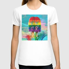 gaylick T-shirt
