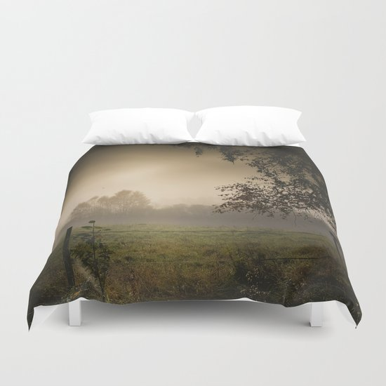 Even heroes cry sometimes Duvet Cover