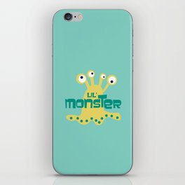 Lil' Monsters iPhone Skin