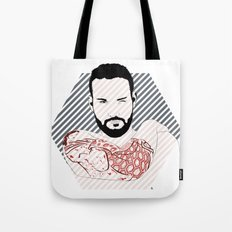Beard02 Tote Bag