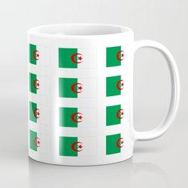 Flag of algeria 2 -algerian,algiers,camus,chaabi,oran,constantine,Annaba. Coffee Mug