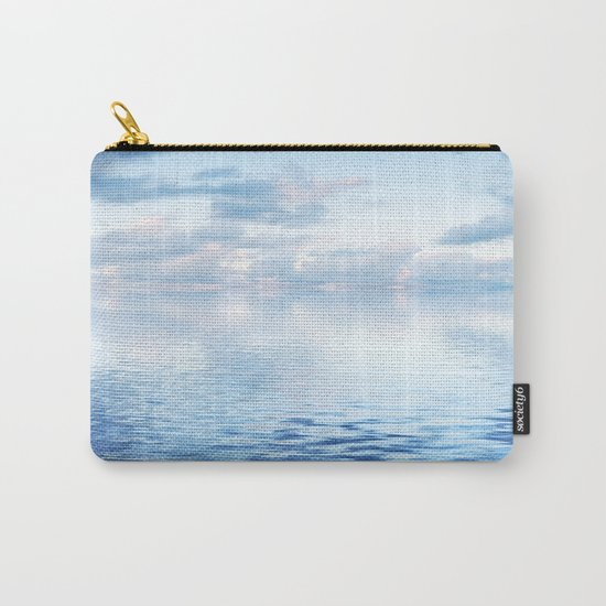 Blue ocean #reflection Carry-All Pouch