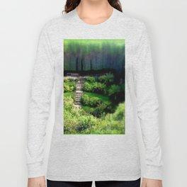 Umpherston Sinkhole Long Sleeve T-shirt