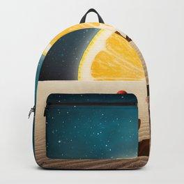 Desert Moonlight Meditation Backpack