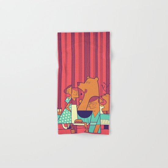 Barbecue Hand & Bath Towel