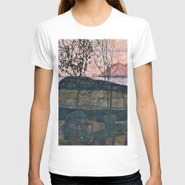 Egon Schiele - Setting Sun - Digital Remastered Edition T-shirt