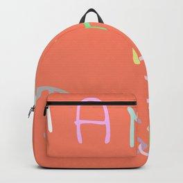 disagreeable tendencies Backpack