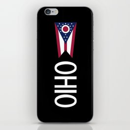 Ohio: Ohioan Flag & Ohio iPhone Skin
