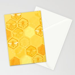 Dance of Bees Stationery Cards