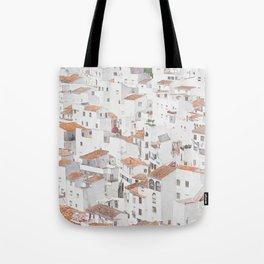 Mediterranean journey-Portugal Tote Bag