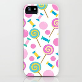 Candy 2 iPhone Case