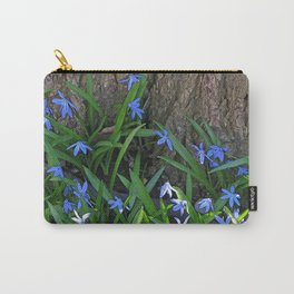 Siberian Squill Carry-All Pouch
