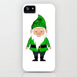 ST PATRICKS DAY LEPRECHAUN Ireland Gift Kids iPhone Case