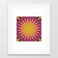 blossom Framed Art Prints featuring Blossom by David Zydd