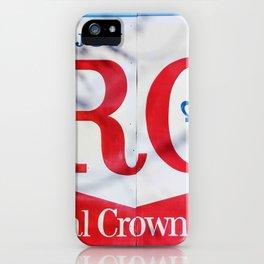 RC Cola Sign iPhone Case