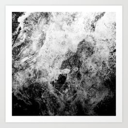 Abstract XVII Art Print