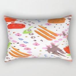 Otoño y su color Rectangular Pillow