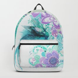 Madame Peacock Backpack