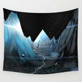 Nocturne Wall Tapestry