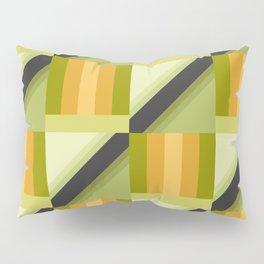 Parakeet Square Pillow Sham
