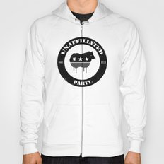 Unaffiliated Party Badge Hoody