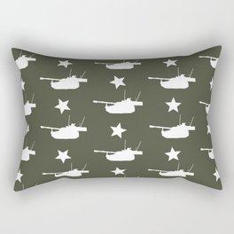 Field Artillery: M109A6 Paladin Rectangular Pillow