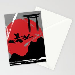 Tribute to Japan Stationery Cards