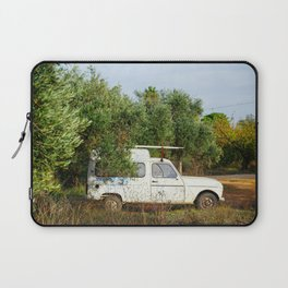Vintage Farm Truck Laptop Sleeve