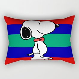Snoopy Guci Rectangular Pillow