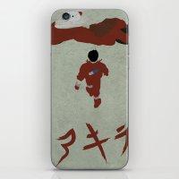 akira iPhone & iPod Skins featuring Akira by JHTY