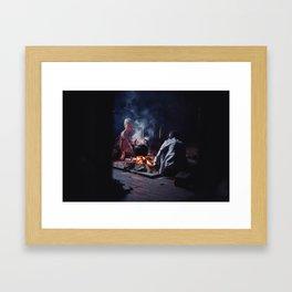 Asia 18 Framed Art Print