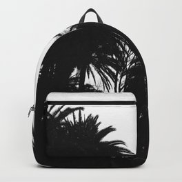 Palm silhouettes in Granada, Spain - Trbel photography Backpack
