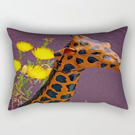 In The Jungle Rectangular Pillow