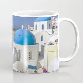Santorini, Oia Village, Greece Coffee Mug