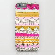 Paralels murs Slim Case iPhone 6s